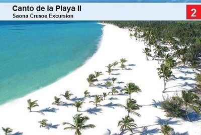 Canto de la Playa overview