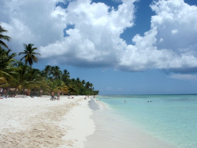 Saona Beaches