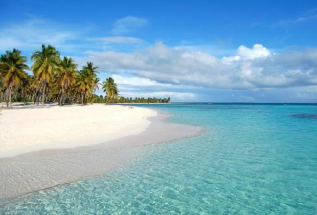 Canto De La Playa On Our Saona Tour