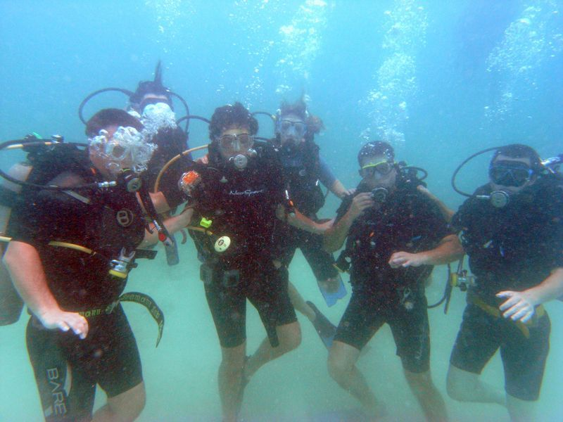 Private Dive Packages