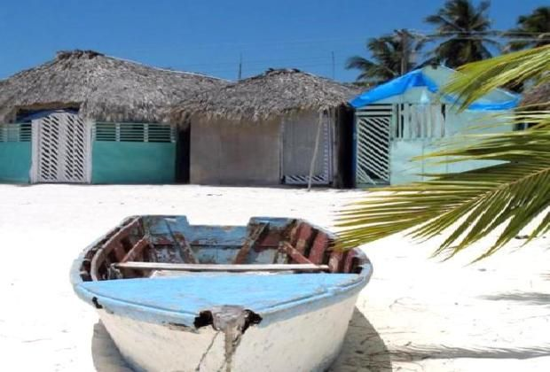 Mano Juan, Saona: pictoresque village
