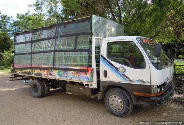 Safari Truck to Campo Padre Nuestro large